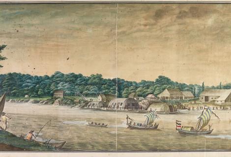 Batthyány Tódor hajói
