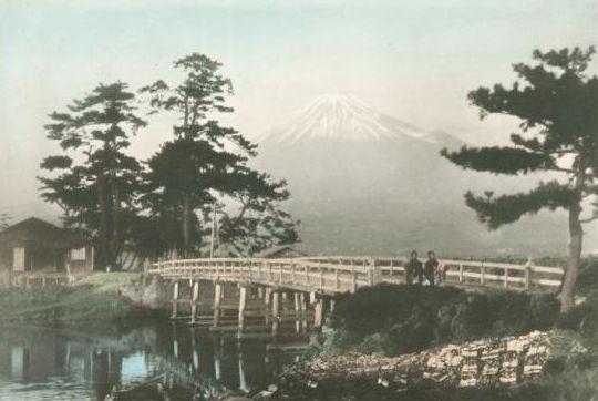 A New York-i városi könyvtár nagy értékű ukiyo-e műveket és fotókat tett közzé