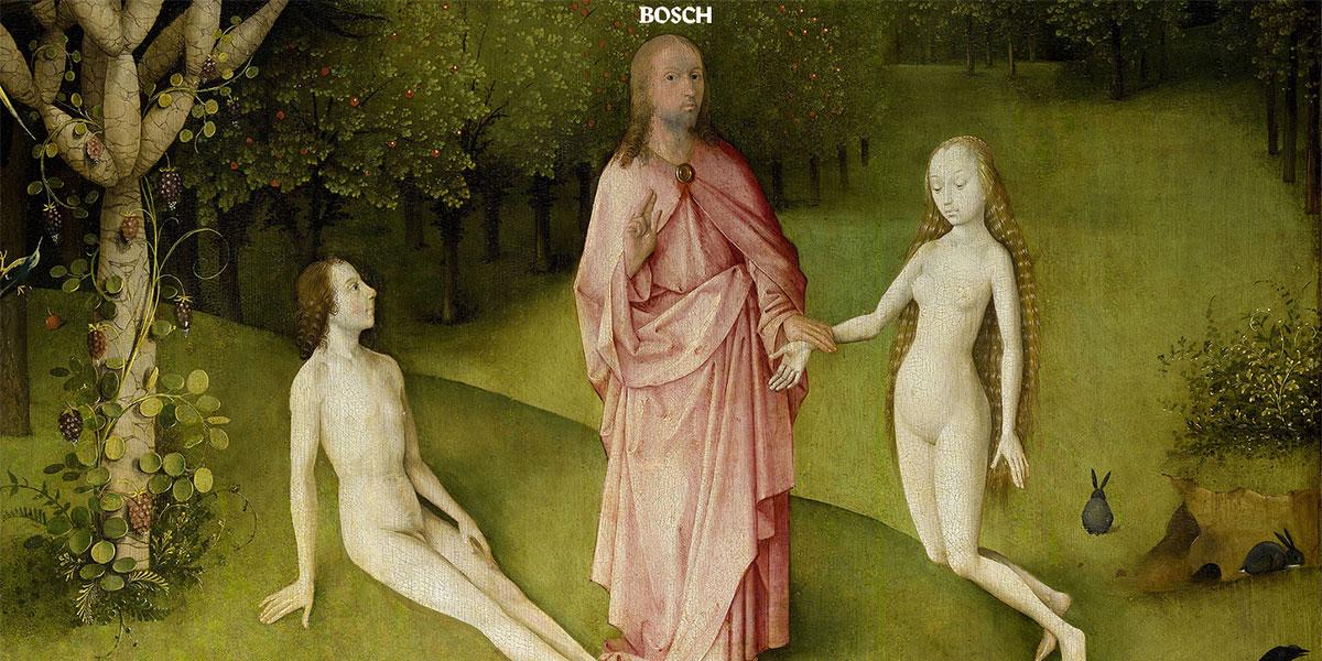 Jheronimus Bosch és a digitalizálás ma