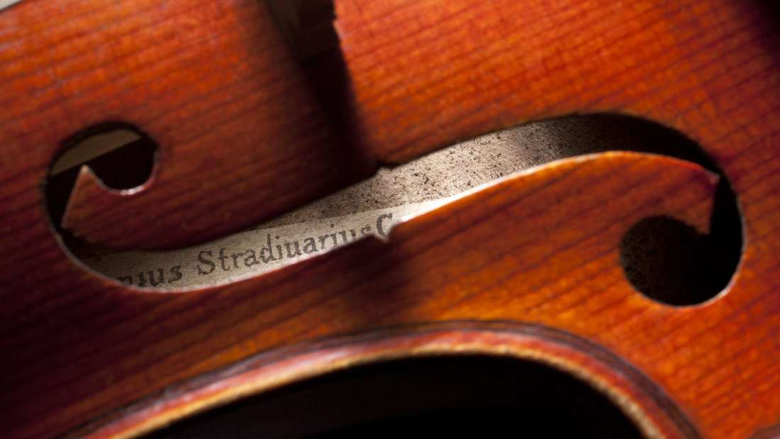 Stradivarius és a Phase One