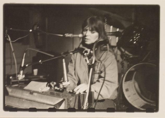 Nico-singer