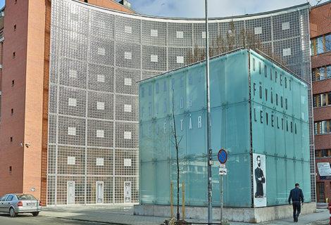 Budapest Főváros Levéltára: történelmünk az interneten
