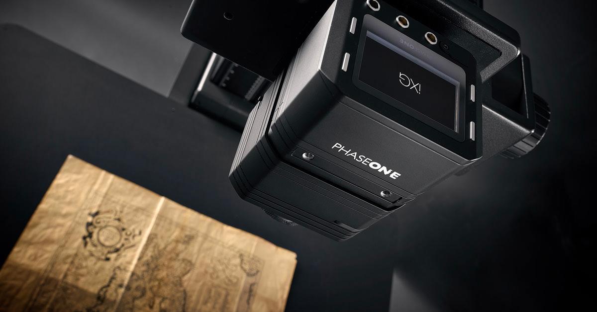 Miért a Phase One iXG a digitalizálás legalkalmasabb eszköze?