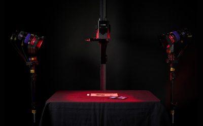 Multispektrális képalkotás PhaseOne kamerarendszerrel